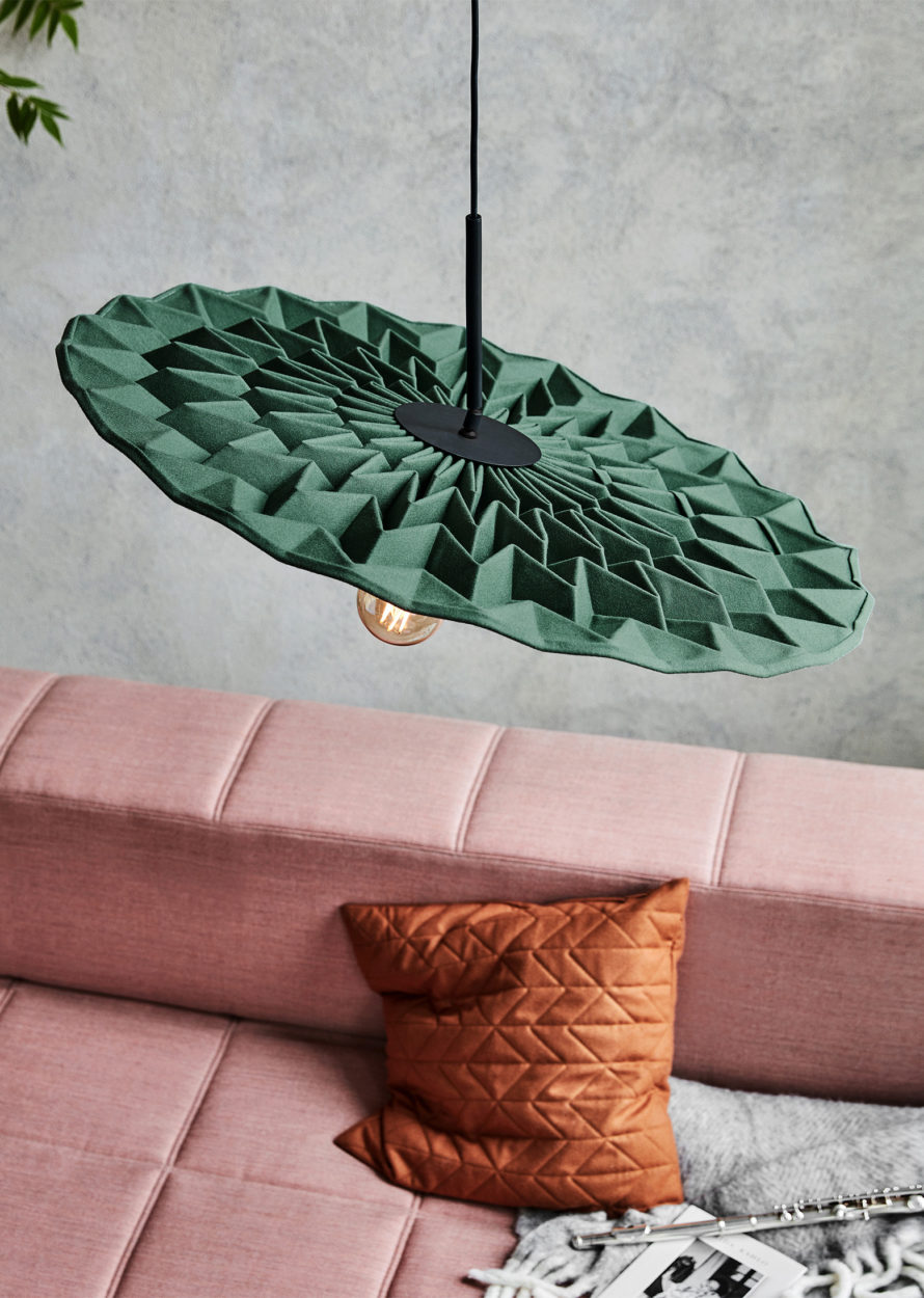 lampada Fold Northern Lighting