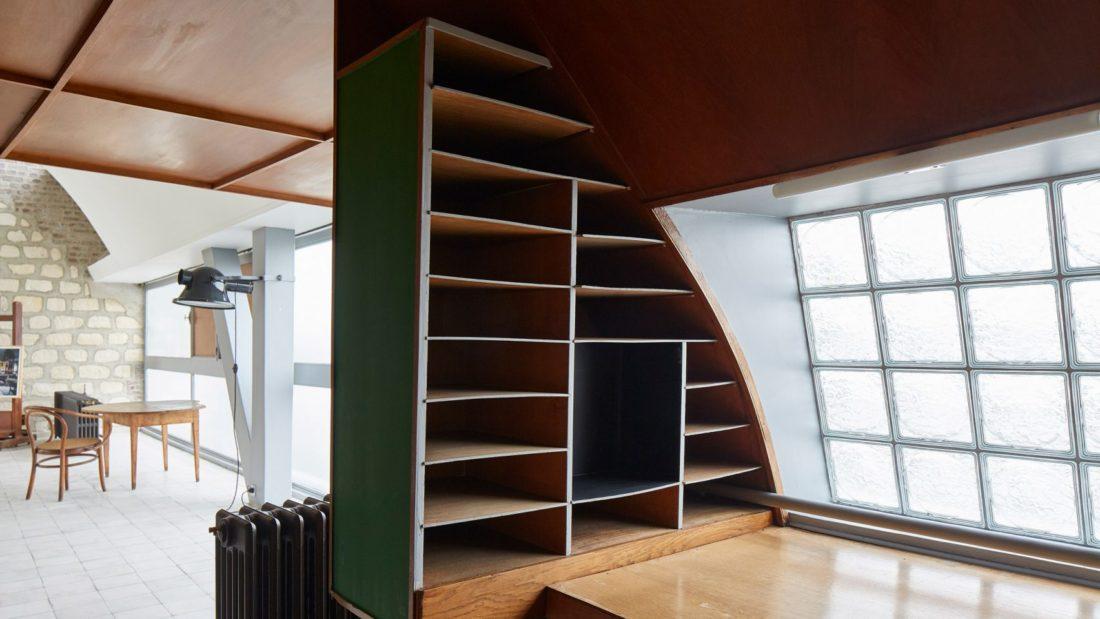 La casa di Le Corbusier a Parigi